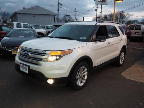2015 Ford Explorer for sale at Scheuer Motor Sales INC in Elmwood Park NJ