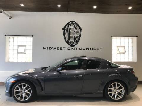 2008 Mazda RX-8 for sale at Midwest Car Connect in Villa Park IL