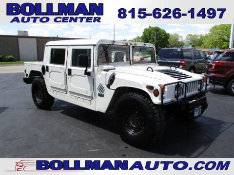1993 AM General Hummer for sale at Bollman Auto Center in Rock Falls IL