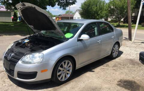 2010 Volkswagen Jetta for sale at Antique Motors in Plymouth IN