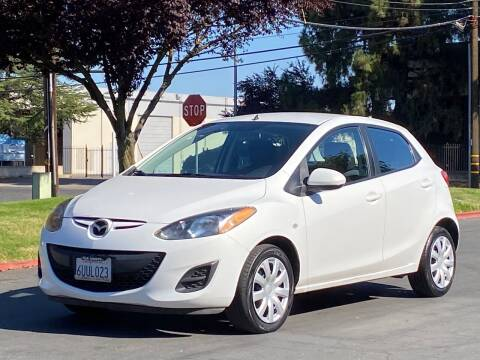 2012 Mazda MAZDA2 for sale at AutoAffari LLC in Sacramento CA