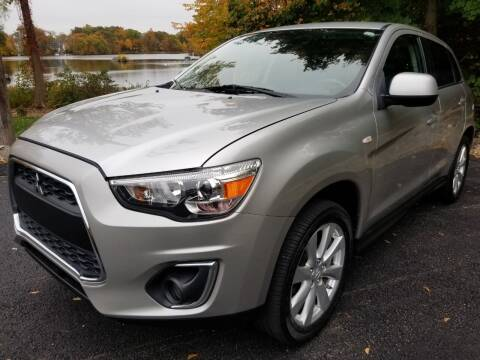 2013 Mitsubishi Outlander Sport for sale at Ultra Auto Center in North Attleboro MA