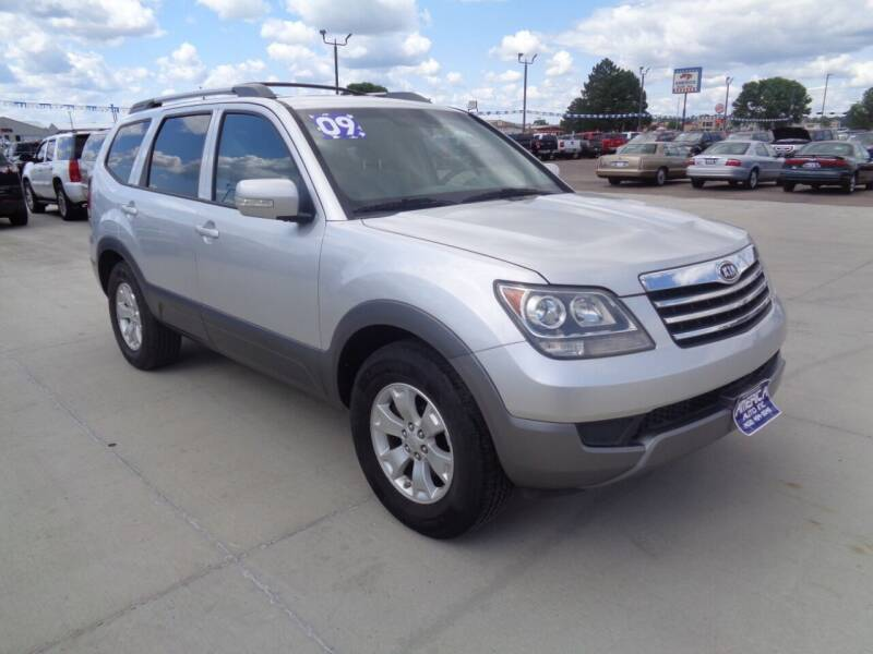 2009 Kia Borrego for sale at America Auto Inc in South Sioux City NE