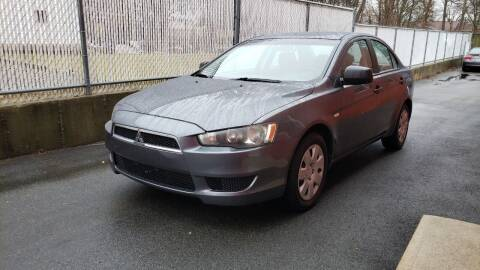 2009 Mitsubishi Lancer for sale at J & T Auto Sales in Warwick RI
