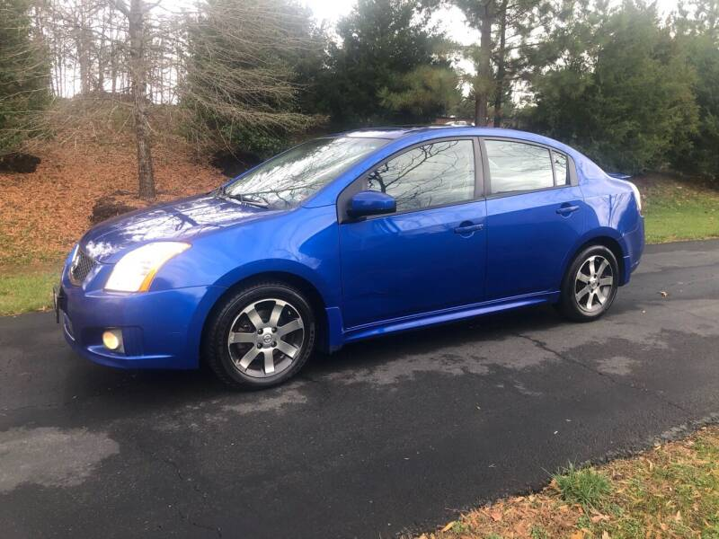 2011 Nissan Sentra for sale at Economy Auto Sales in Dumfries VA