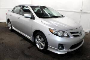 2011 Toyota Corolla for sale at Cj king of car loans/JJ's Best Auto Sales in Troy MI