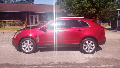 2016 Cadillac SRX for sale at Victory Motor Company in Conroe TX