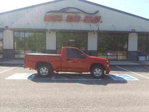 2006 Chevrolet Colorado for sale at DOUG'S AUTO SALES INC in Pleasant View TN