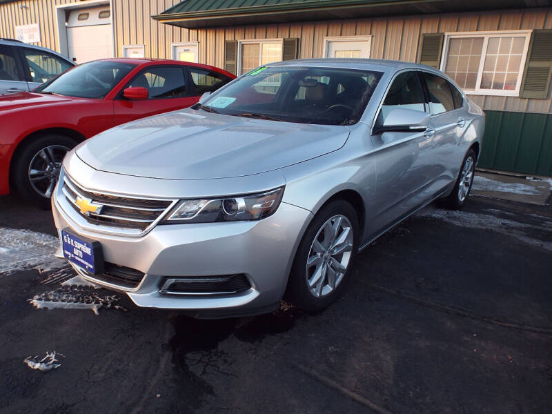 2018 Chevrolet Impala for sale at G & K Supreme in Canton SD