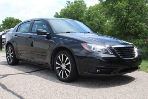 2013 Chrysler 200 for sale at S & L Auto Sales in Grand Rapids MI