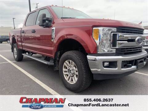 2017 Ford F-250 Super Duty for sale at CHAPMAN FORD LANCASTER in East Petersburg PA