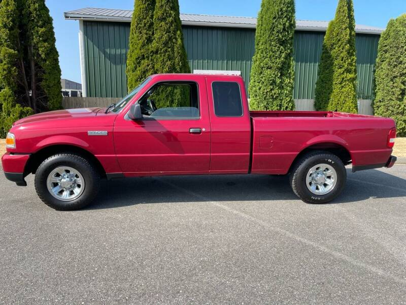 2008 Ford Ranger for sale at AUTOTRACK INC in Mount Vernon WA