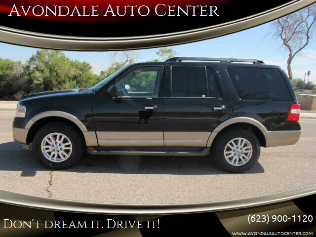 2014 Ford Expedition for sale at Avondale Auto Center in Avondale AZ