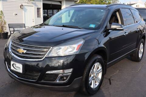 2014 Chevrolet Traverse for sale at Randal Auto Sales in Eastampton NJ