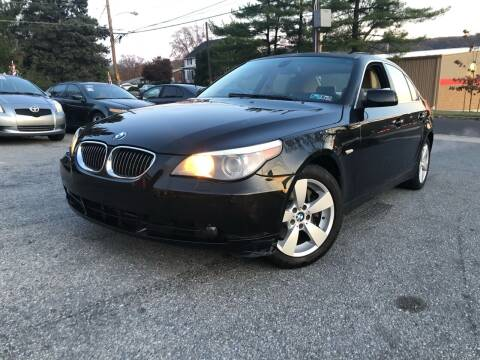 2007 BMW 5 Series for sale at Keystone Auto Center LLC in Allentown PA