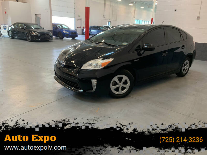 2013 Toyota Prius for sale at Auto Expo in Las Vegas NV