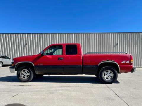 1999 Chevrolet Silverado 1500 for sale at TnT Auto Plex in Platte SD