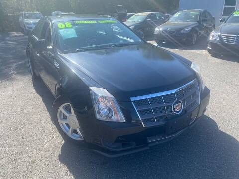 2008 Cadillac CTS for sale at Select Luxury Motors in Cumming GA