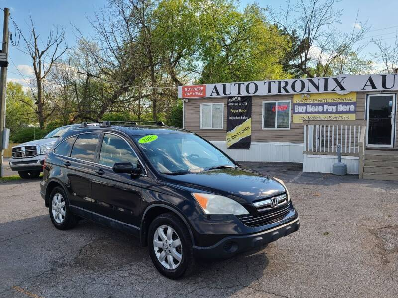 2007 Honda CR-V for sale at Auto Tronix in Lexington KY
