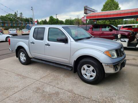 2006 Nissan Frontier for sale at Rum River Auto Sales in Cambridge MN