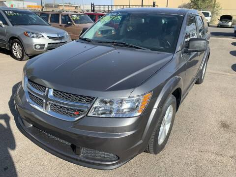 2013 Dodge Journey for sale at Legend Auto Sales in El Paso TX