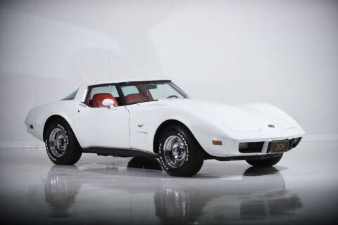 1978 Chevrolet Corvette for sale at Motorcar Classics in Farmingdale NY