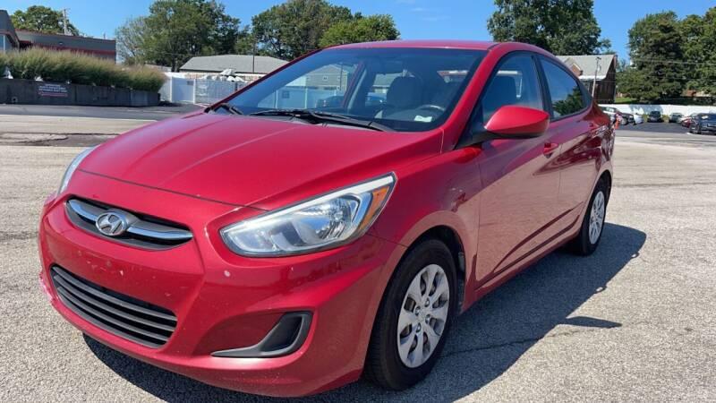 2015 Hyundai Accent for sale at CHAD AUTO SALES in Bridgeton MO