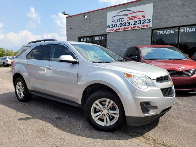 2011 Chevrolet Equinox for sale at Auto Deals in Roselle IL