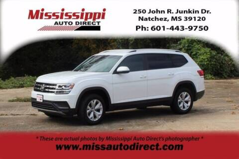 2019 Volkswagen Atlas for sale at Auto Group South - Mississippi Auto Direct in Natchez MS