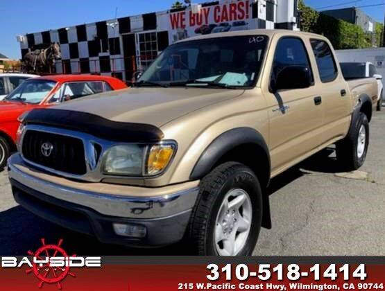 2004 Toyota Tacoma for sale at BaySide Auto in Wilmington CA
