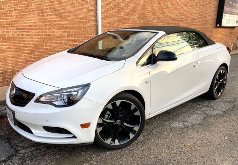 2018 Buick Cascada for sale at Exotic Motors 4 Less in Chesapeake VA