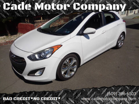 2013 Hyundai Elantra GT for sale at Cade Motor Company in Lawrenceville NJ