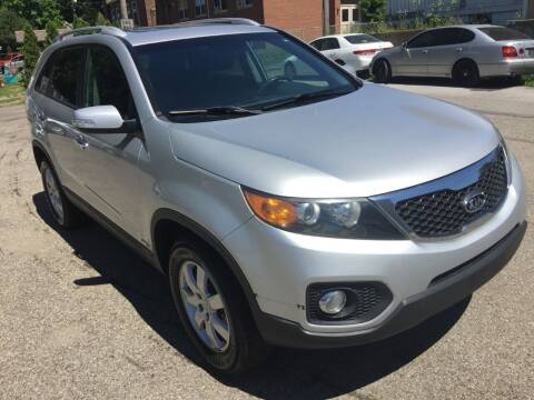 2011 Kia Sorento for sale at Car Kings in Cincinnati OH