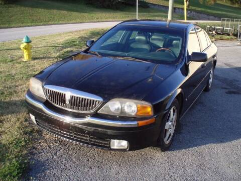 2000 Lincoln LS for sale at Worthington Motor Co, Inc in Clinton TN