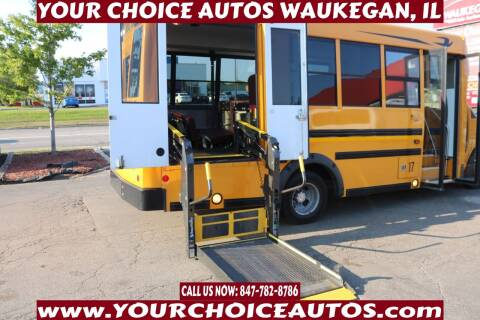 2016 Chevrolet Express Cutaway for sale at Your Choice Autos - Waukegan in Waukegan IL
