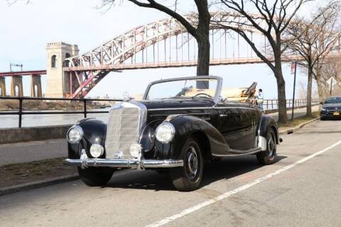1951 Mercedes-Benz 220A for sale at Gullwing Motor Cars Inc in Astoria NY