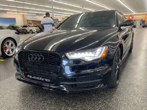 2013 Audi S6 for sale at Dixie Imports in Fairfield OH
