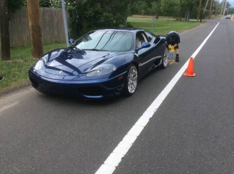 2000 Ferrari 360 Challenge Stradale for sale at Classic Car Deals in Cadillac MI