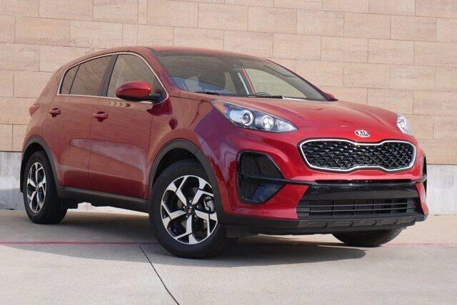 2022 Kia Sportage for sale in Mckinney, TX