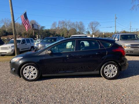 2012 Ford Focus for sale at Joye & Company INC, in Augusta GA