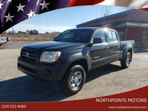 2007 Toyota Tacoma for sale at Northpointe Motors in Kalkaska MI