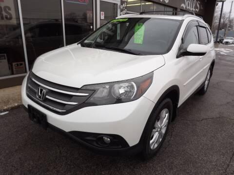 2014 Honda CR-V for sale at Arko Auto Sales in Eastlake OH