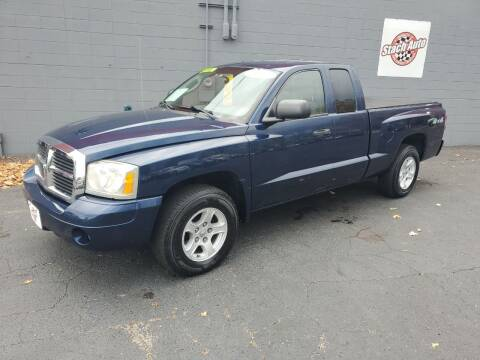 2007 Dodge Dakota for sale at Stach Auto in Janesville WI