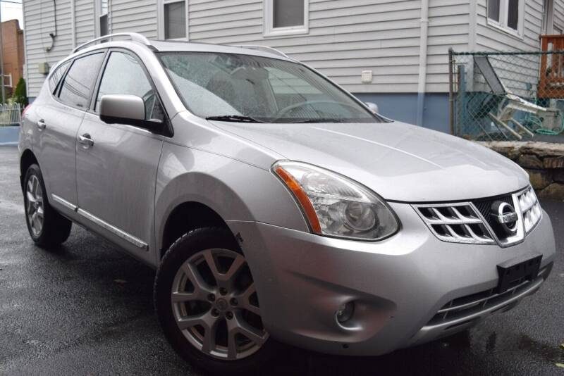 2013 Nissan Rogue for sale at VNC Inc in Paterson NJ