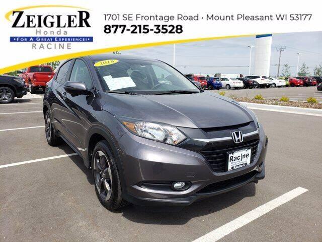 2018 Honda HR-V for sale in Mount Pleasant, WI