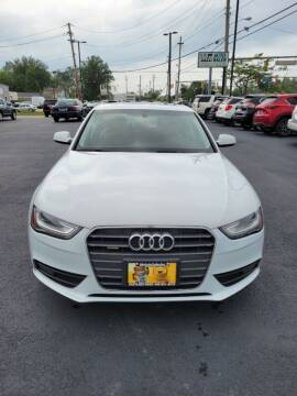 2013 Audi A4 PREMIUM for sale at MR Auto Sales Inc. in Eastlake OH
