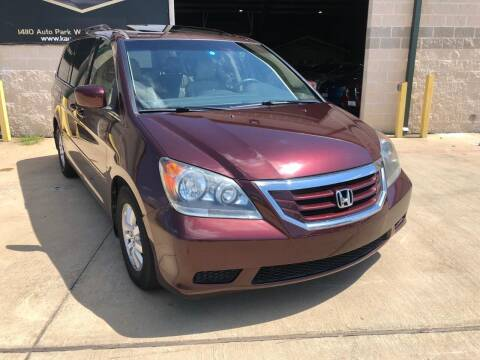 2008 Honda Odyssey for sale at KAYALAR MOTORS in Houston TX