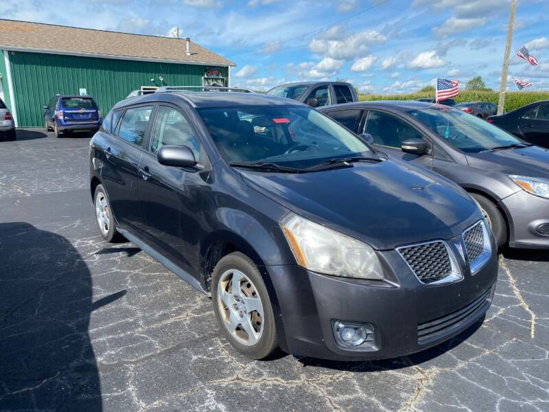 2009 Pontiac Vibe for sale at Pine Auto Sales in Paw Paw MI