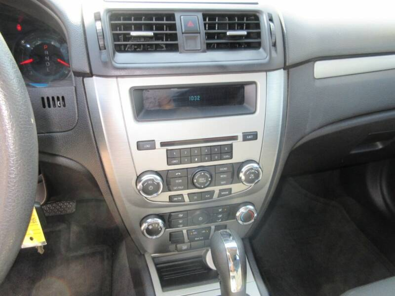 2011 Ford Fusion SE 4dr Sedan - Tyler TX