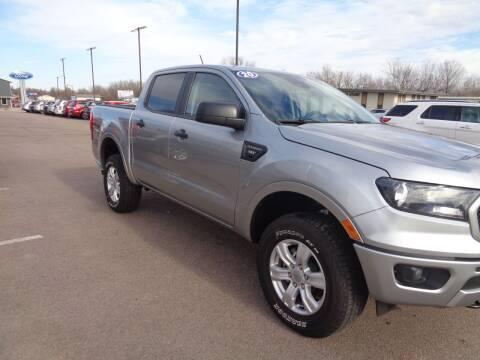 2020 Ford Ranger for sale at Herman Motors in Luverne MN